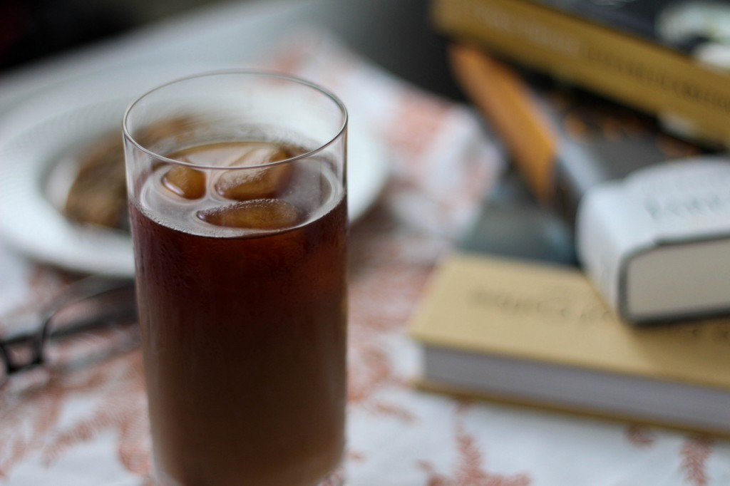 Home-Brewed Iced Coffee