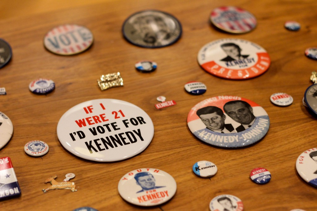 JFK Museum and Library--If I were 21 in 1960, I'd vote for Kennedy!