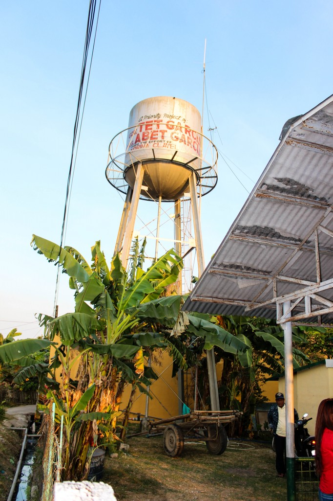 Water tower in Orion, Bataan
